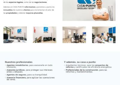 Diseno Web Reformas Profesionales