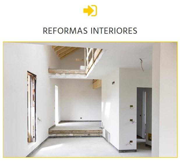 diseño web reformas