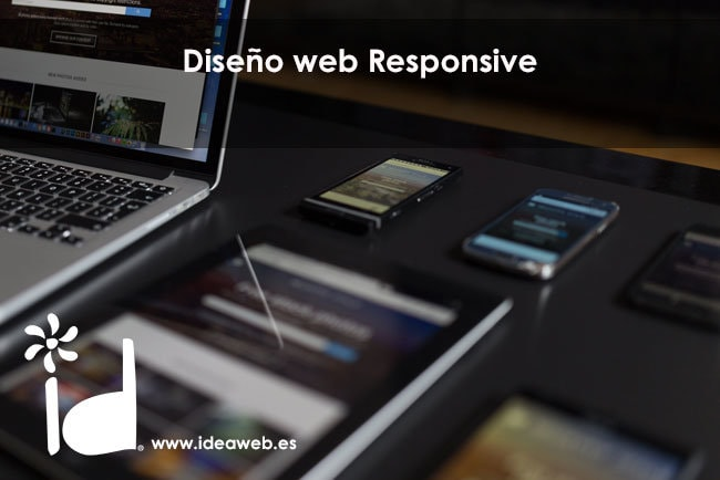 que es responsive - diseño responsive