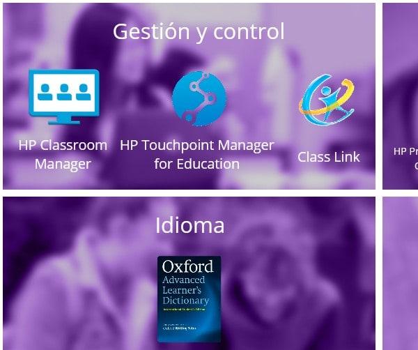 pagina servicios educativos