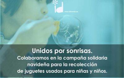 Nos unimos a la campaña solidaria de recogida de juguetes en colaboración con Madre Coraje y la Asociación Esperanza Al Amal