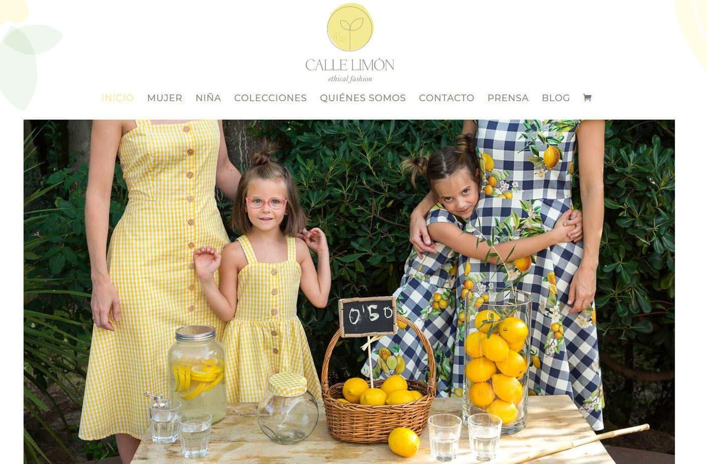 Diseño Tienda Online
