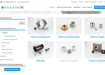diseno fabricacion piezas bajo plano Diseño paginas web