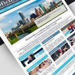 diseño pagina web energia