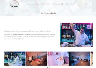 Diseno Restaurante Reservas Madrid