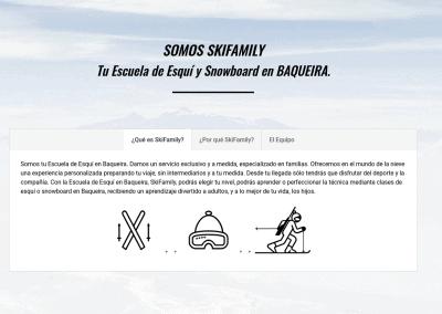 Diseno Web Clases Snowboard