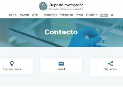 Diseno Web Equipo Investigacion