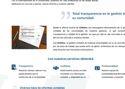Diseno Web Gestion Contable