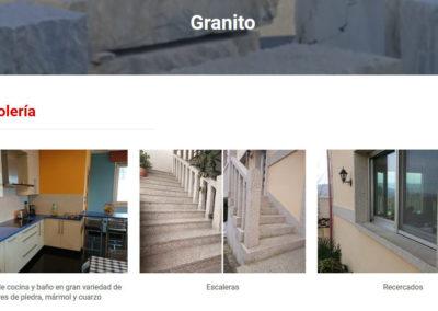 web empresa gallega