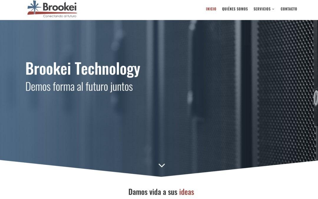 Diseño pagina web para empresa informática redes y telecomunicaciones