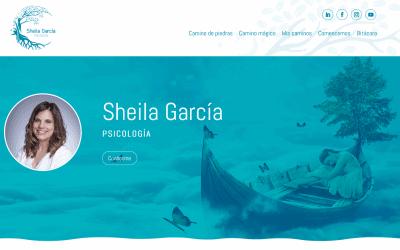 Nuevo Diseño Web Para Psicóloga En Madrid