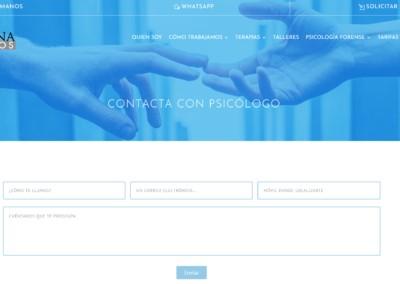 Diseno Web Terapias Psicologicas