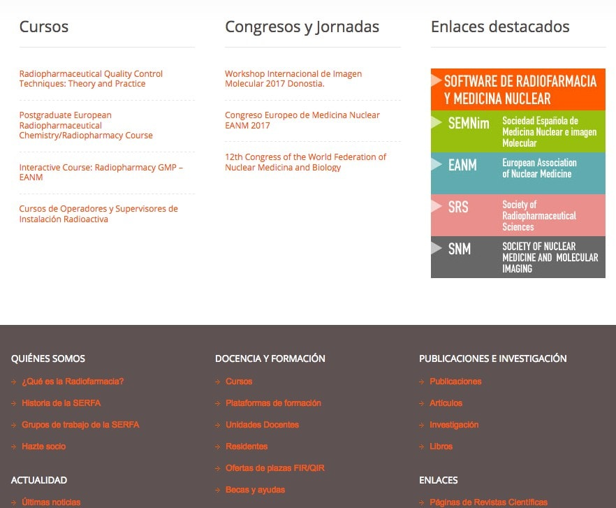 diseño de web sociedad