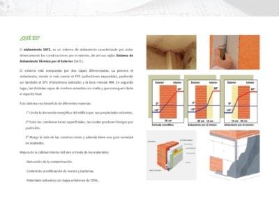 disno pagina aislamiento termico Diseño paginas web