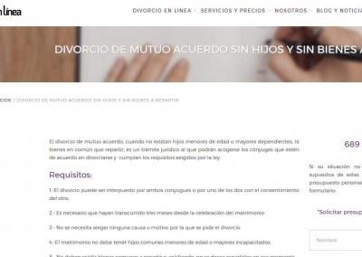 pagina para asesores legales