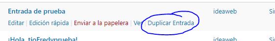 Duplicar Wp 10
