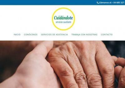 empresa servicios asistencia mayores