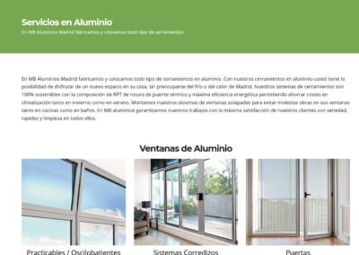 Empresa Fabricacion Instalacion Techos Web Disenadores