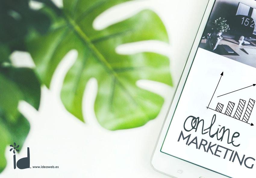 estrategia marketing evidencia fisica