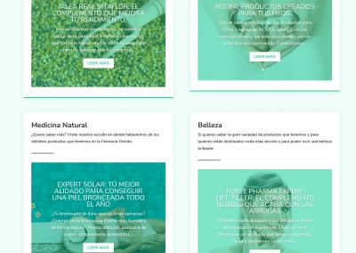 Farmacia Online Madrid Diseno Web