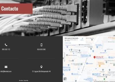 Fibra Optica Web Madrid