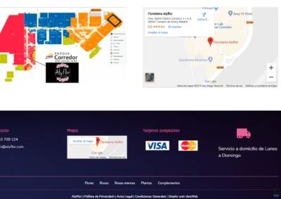 floristeria reparto torrejon madrid web Diseño paginas web