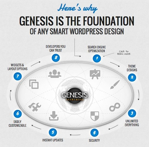 tema wordpress genesis