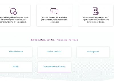 Gestoria Digital Online Creacion Web
