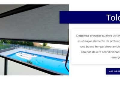 Instalacion Toldos Madrid Diseno Web