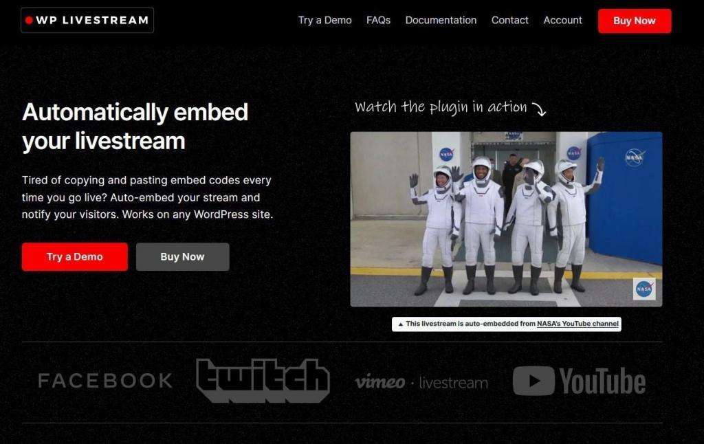 integracion FacebookLive 3 Diseño paginas web