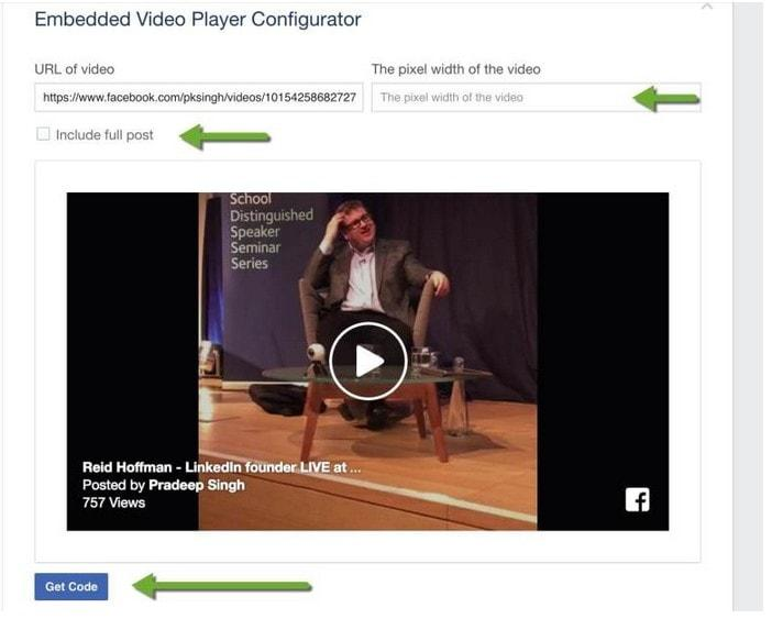 integracion FacebookLive 4 Diseño paginas web