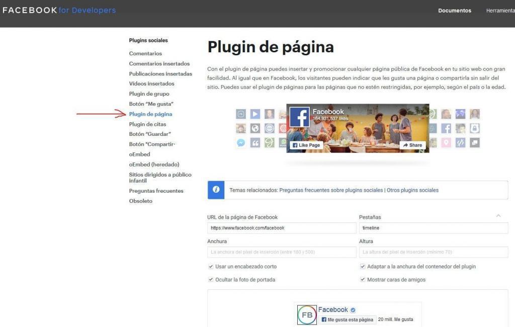integracion FacebookLive 8 Diseño paginas web
