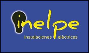 Diseño de logo: Instalaciones eléctricas Inelpe