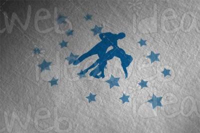 logotipo baile