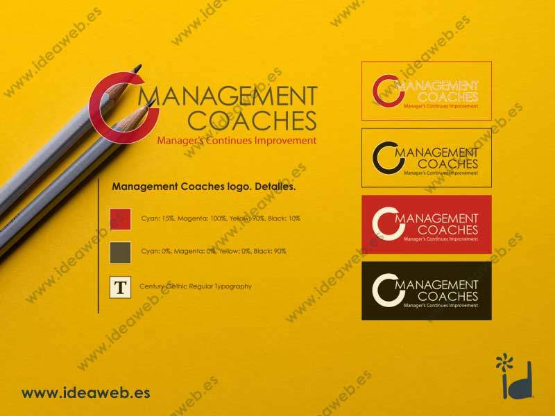 logotipo coaching coaches coach Diseño paginas web