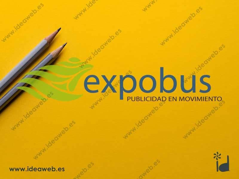 Logotipo empresa publicidad y trabajos publicitarios en Madrid