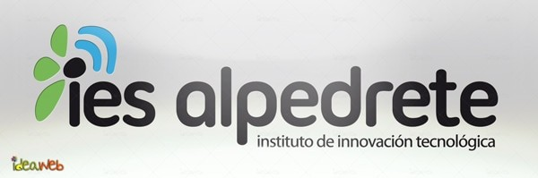 Diseño de logotipo para instituto de educación secundaria en Madrid
