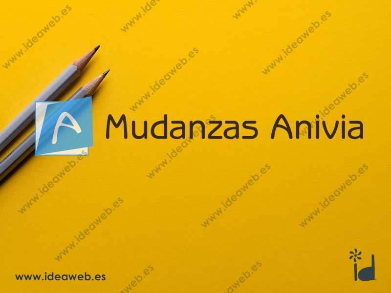 Logotipo para empresa de mudanzas y transportes