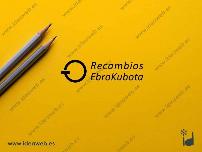 Diseño de logotipo para tienda de recambios venta tienda online
