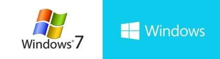 El nuevo logotipo de windows 8 para 2012