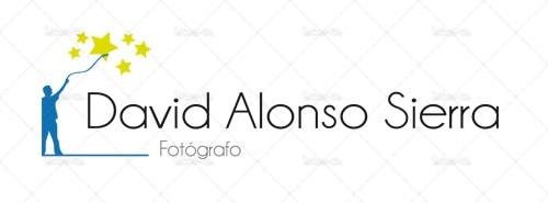 Diseño de logotipo para fotógrafo y estudio fotográfico.