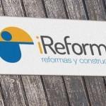 logotipo reformas construccion