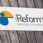 Diseño de logotipo para reformas y construcciones