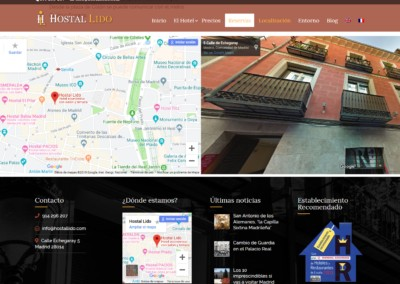 Creacion Web Madrid