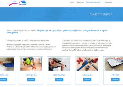paginas web reformas