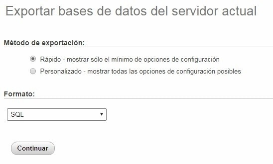 wordpress web mantenimiento