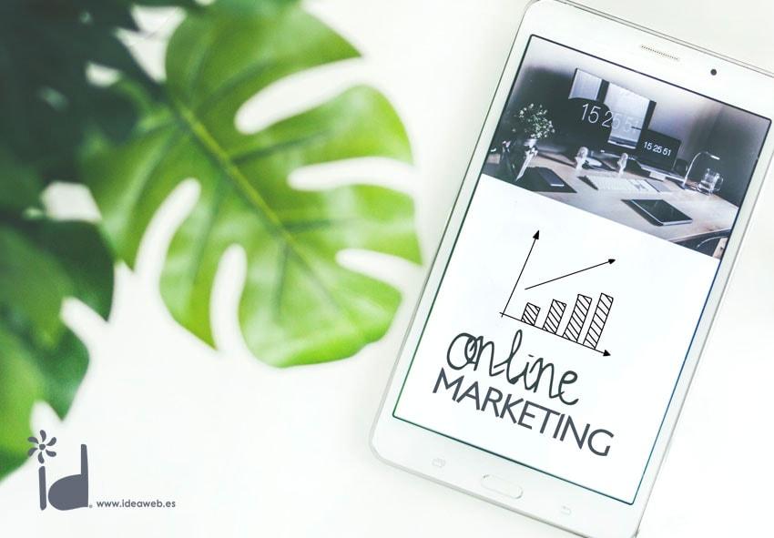 marketing online web