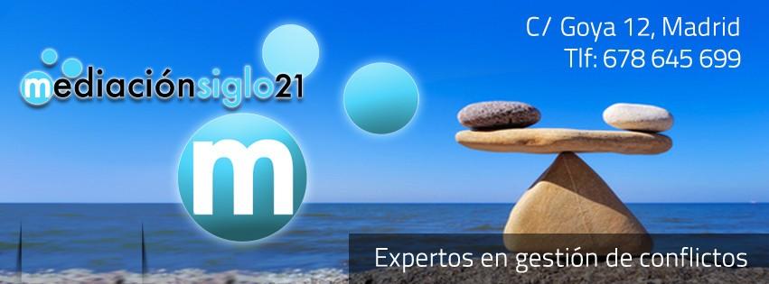 Diseño de cabecera timeline de Facebook para mediaciónsiglo21