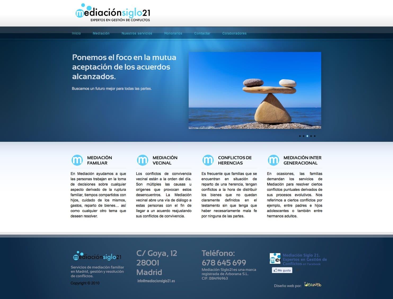 www.mediacionsiglo21.es