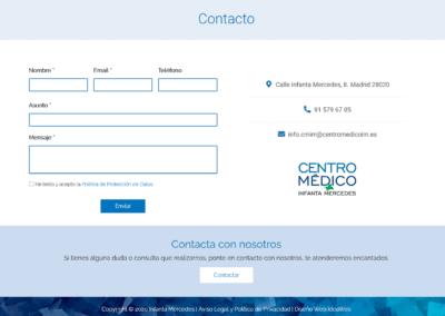Medicos Atencion Primaria Especialidades Web Madrid